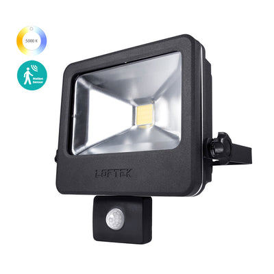 Nova S 30W Motion Sensor LED Flood Light