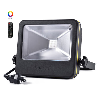 LOFTEK Nova S 50W RGB LED Flood Light