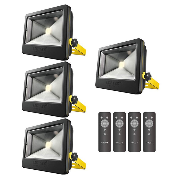 Nova Plus 50W Daylight White LED Flood Light for outdoor
