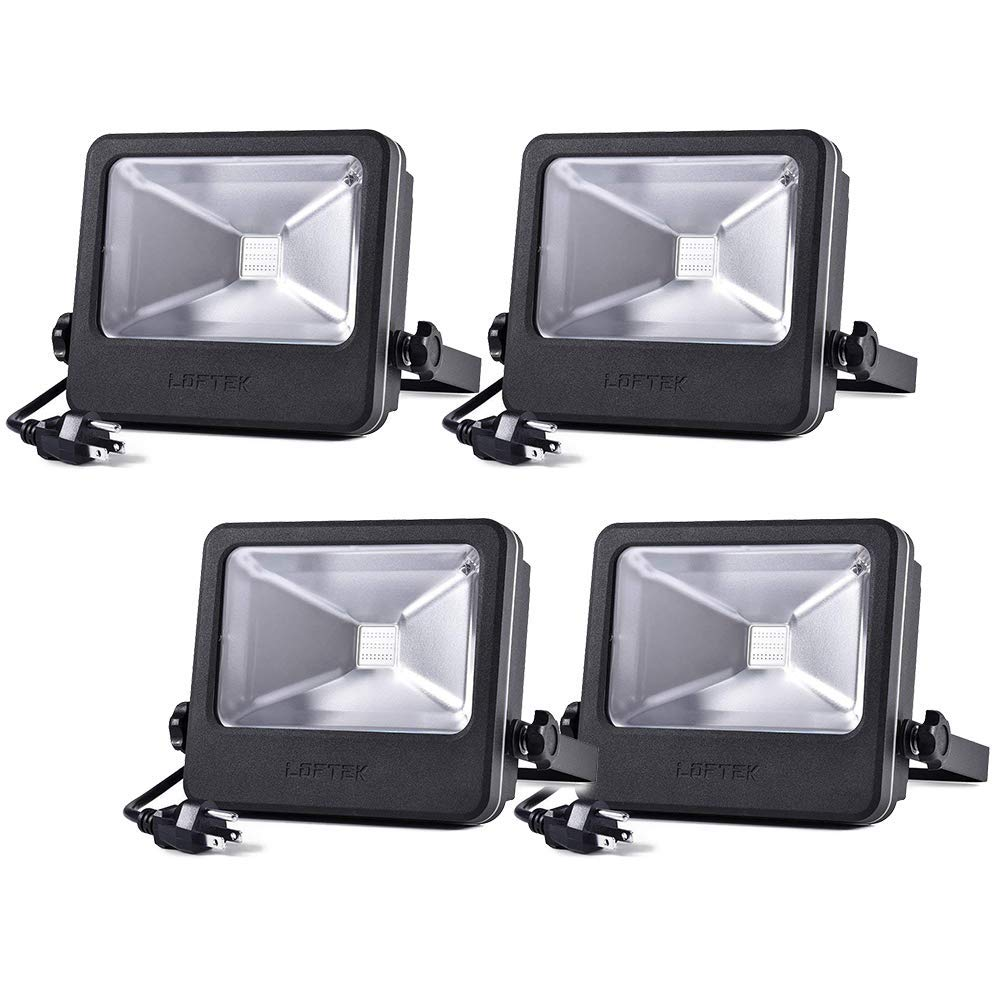 LOFTEK Nova S 30W Daylight 5000K LED Flood Light