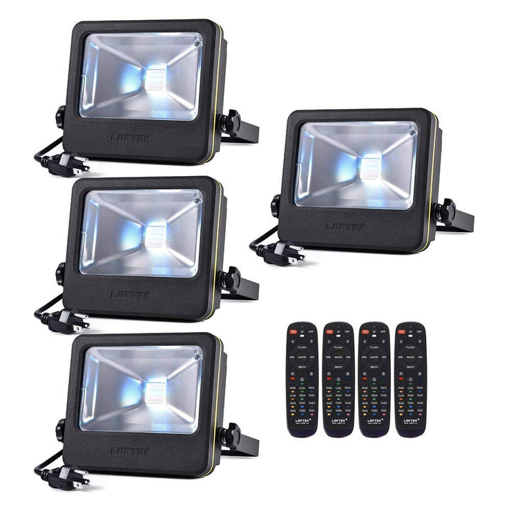 Nova S 30W RGB LED Flood Light
