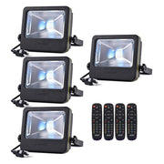 Nova S 50W RGB Color Changing LED Flood Light