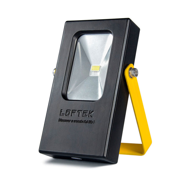 LOFTEK Pioneer 15W Portable Cordless LED Flood Work Light