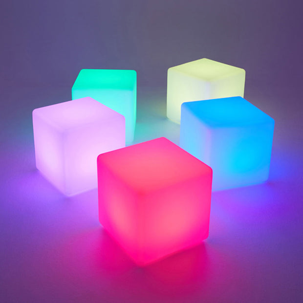 LOFTEK LED RGB color changing cube light