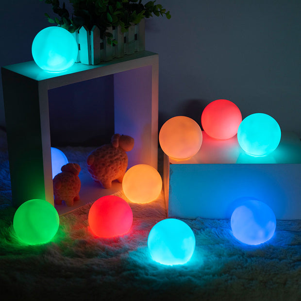 10-Pack 3-inch LED Ball Light