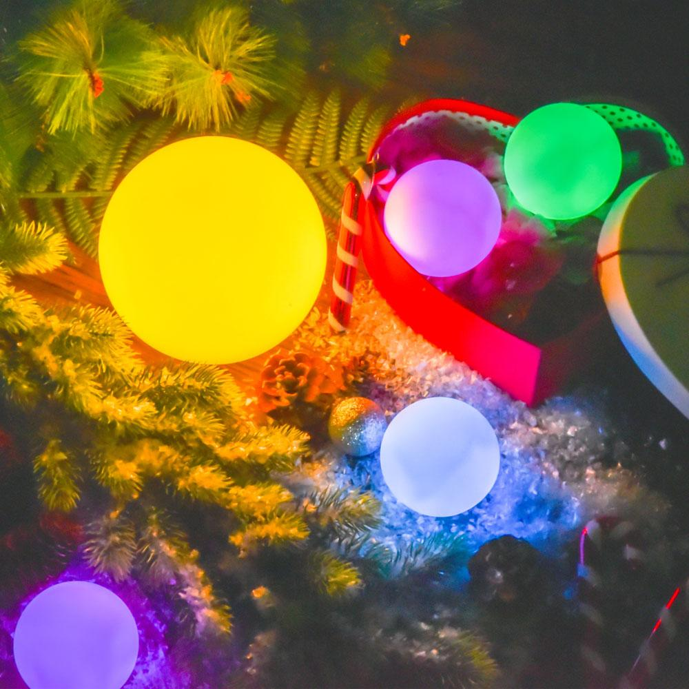 loftek led glow light for holiday decor