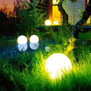 loftek led ball light for garden pool party decorating