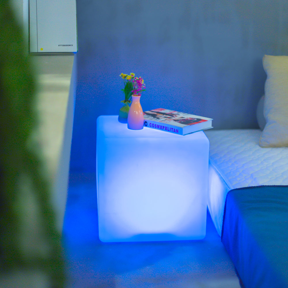 loftek led cube light for bedroom