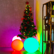 loftek led ball light for holiday christmas decor