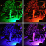 LOFTEK Nova S 50W RGB LED Flood Light tree washer