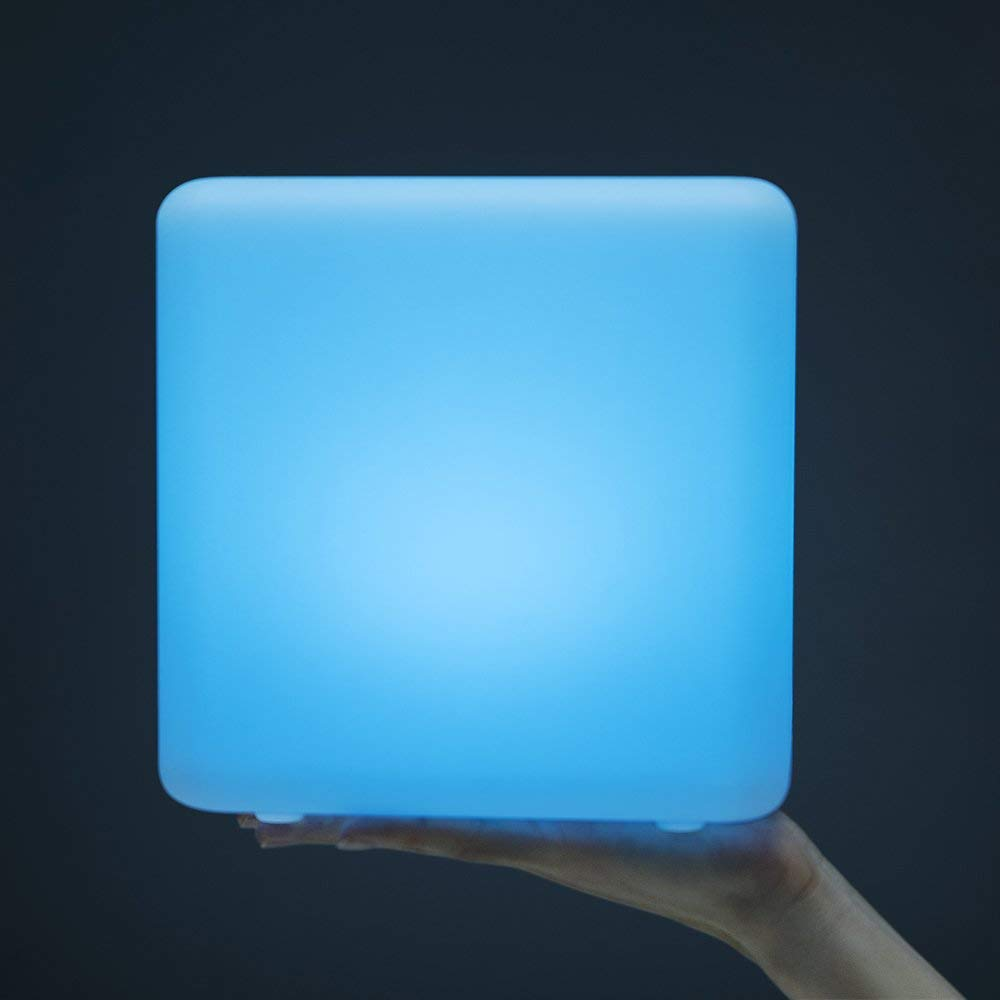 8-inch RGB LED Cube Light