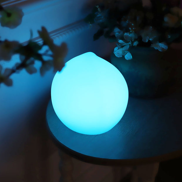LOFTEK LED night light mood lamp with peach shape for home decoration
