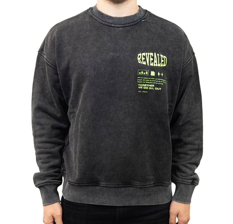Stonewashed Sweatshirt