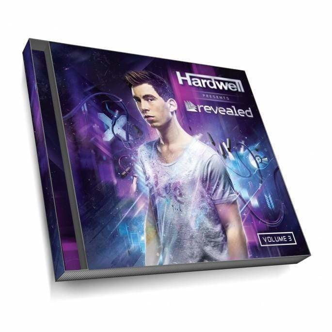 Hardwell Presents Revealed Vol. 3