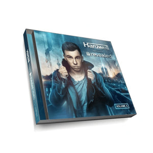 Hardwell Presents Revealed Vol. 5 Cd