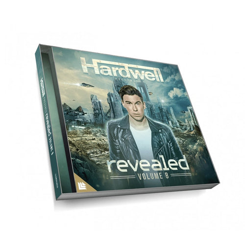 Hardwell Presents Revealed Vol. 8 Cd