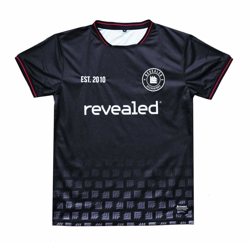 Team Revealed Soccer Jersey T-Shirt