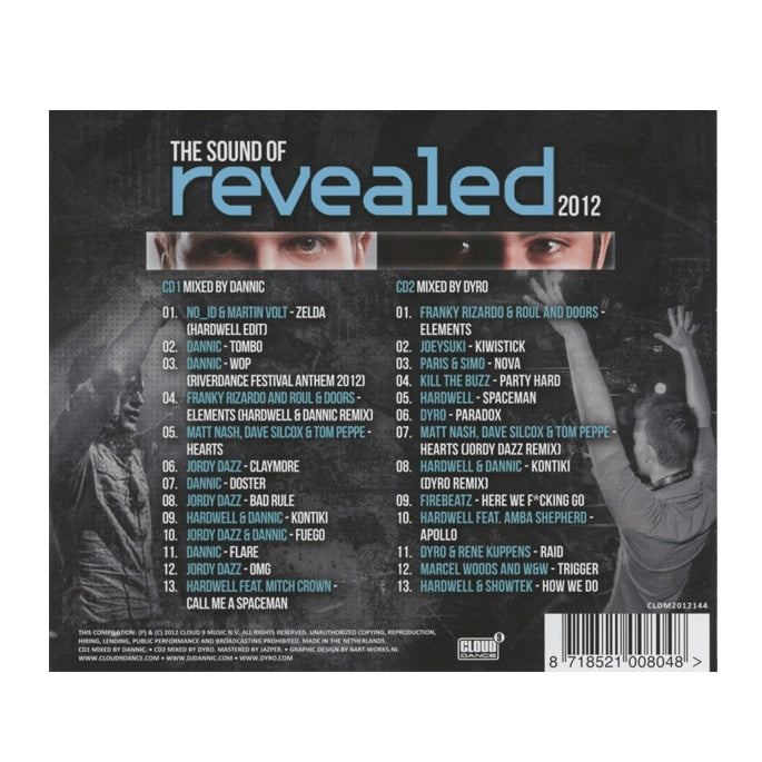 The Sound Of Revealed Cd
