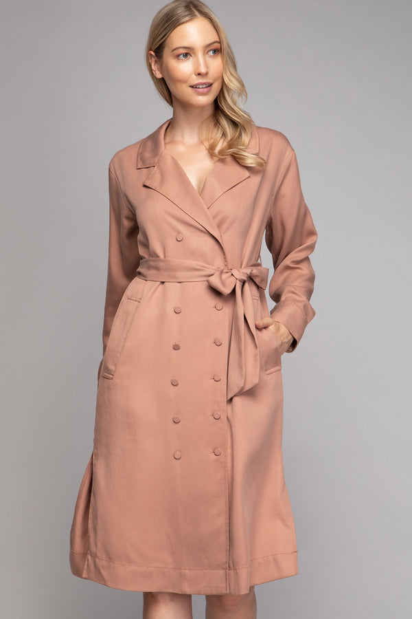 DIOR MIDI SHIFT BLAZER DRESS - LOST APRIL