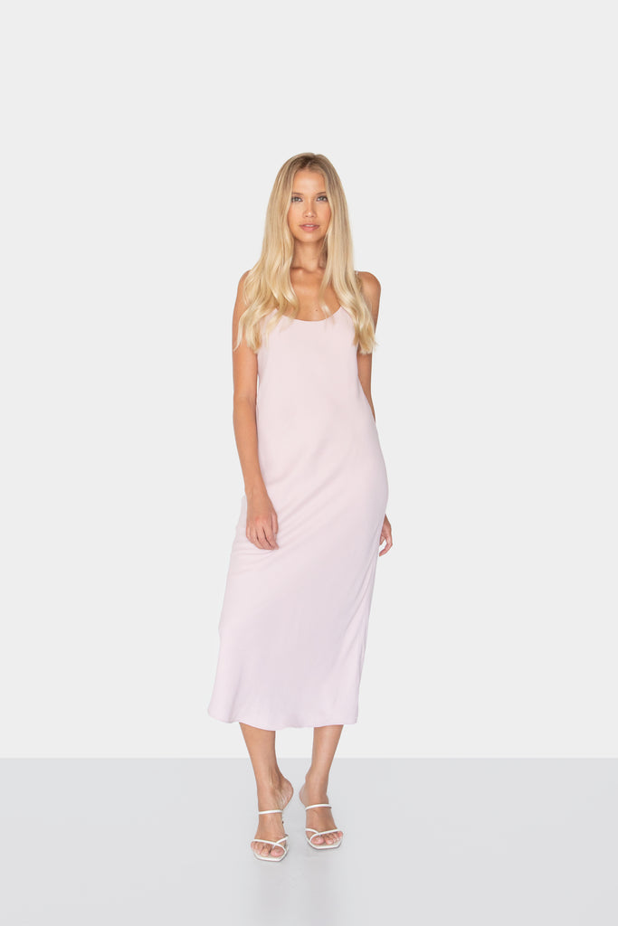 KAREN MAXI SLIP DRESS