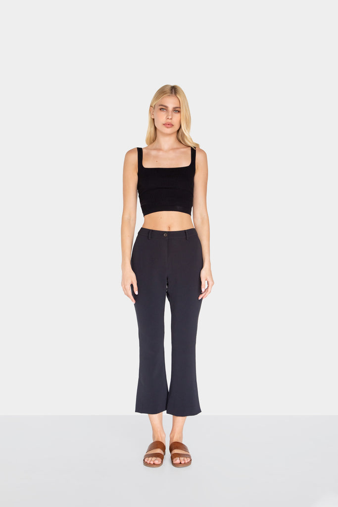 SALOME FLARE PANTS - LOST APRIL