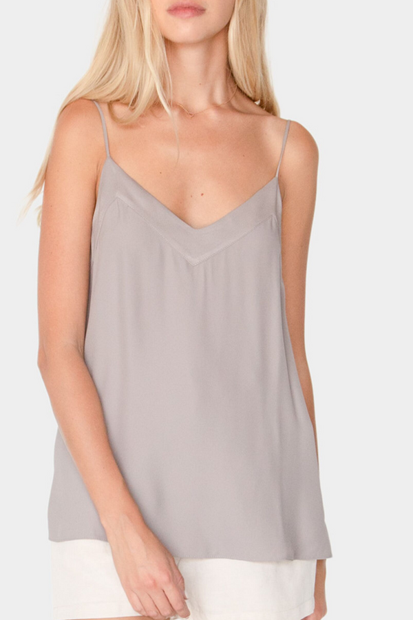 SELAH V-NECK CAMI - LOST APRIL