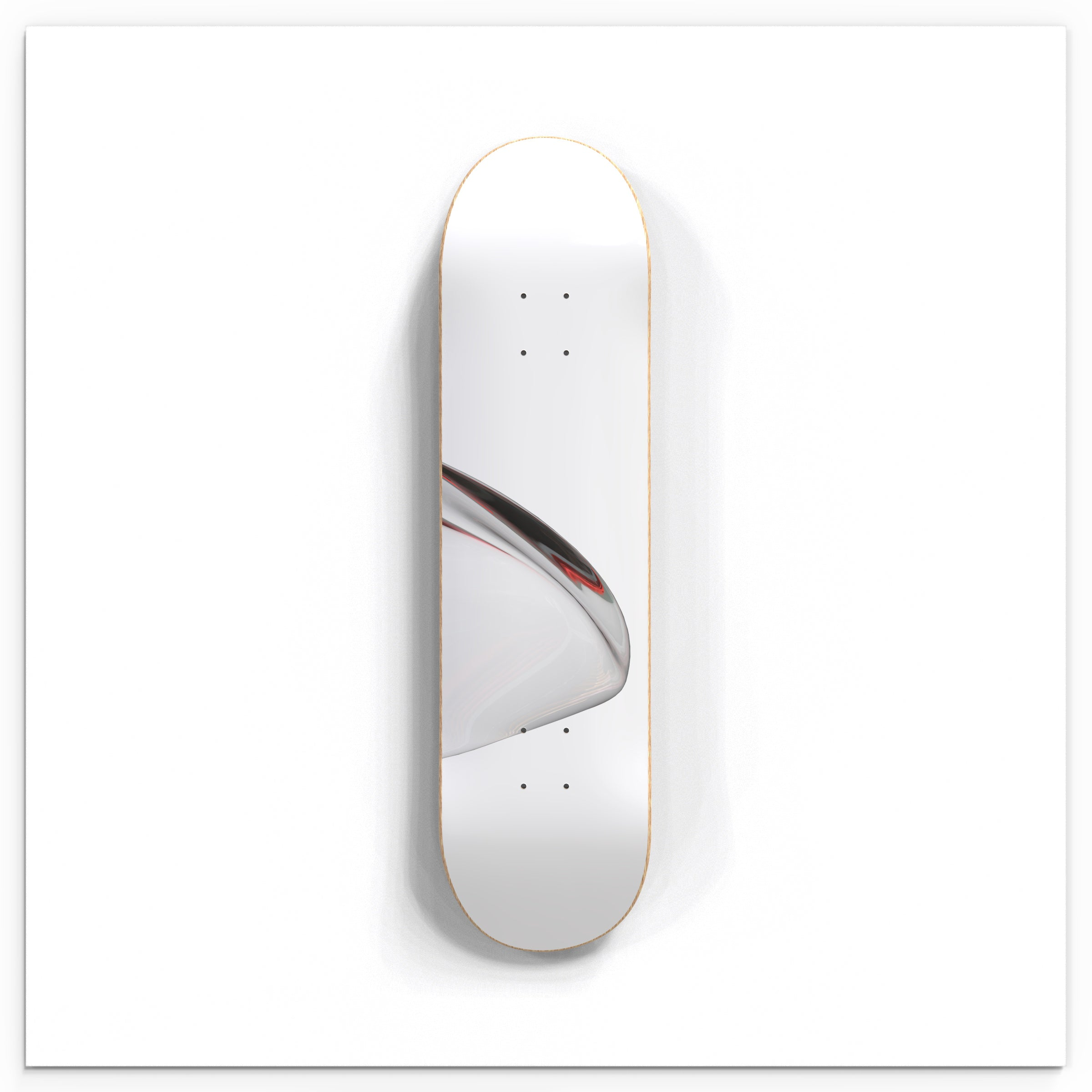 Ishi 2 Skateboard Deck, Wall Art – Fick klip