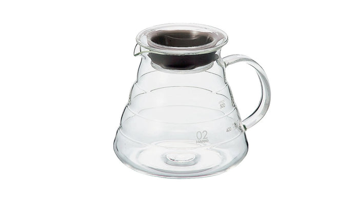 Hario V60 Range Glass Server 02