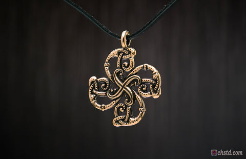 Celtic Sun Protect amulet