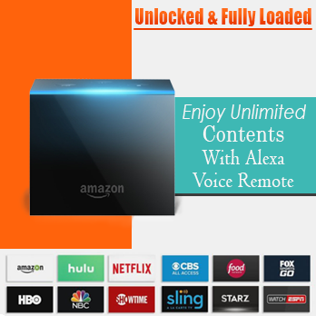 Fully-Loaded Platinum Edition 4K Fire TV Stick (Just Released)