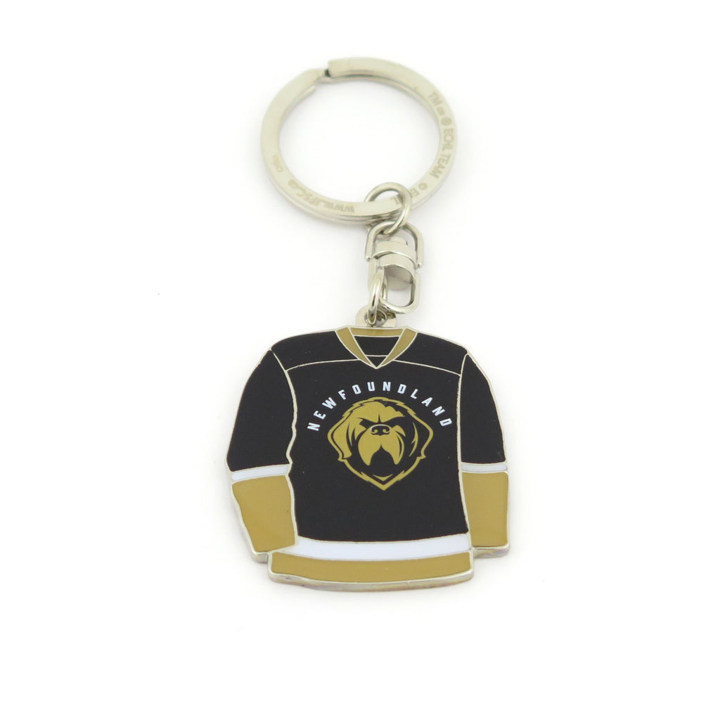 Growlers Jersey Keychain