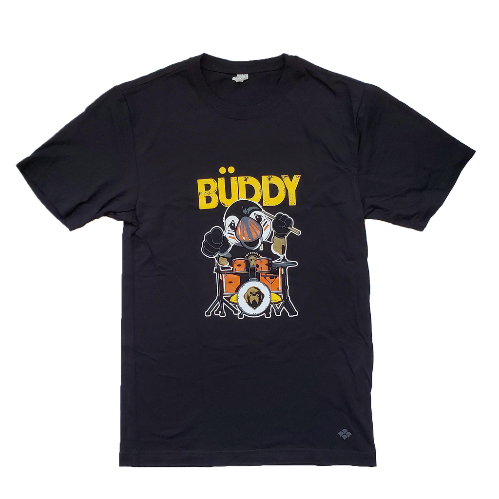 "Adult ""Drums Buddy"" Tee"