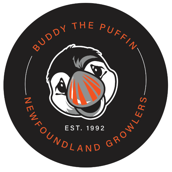 Buddy the Puffin Puck