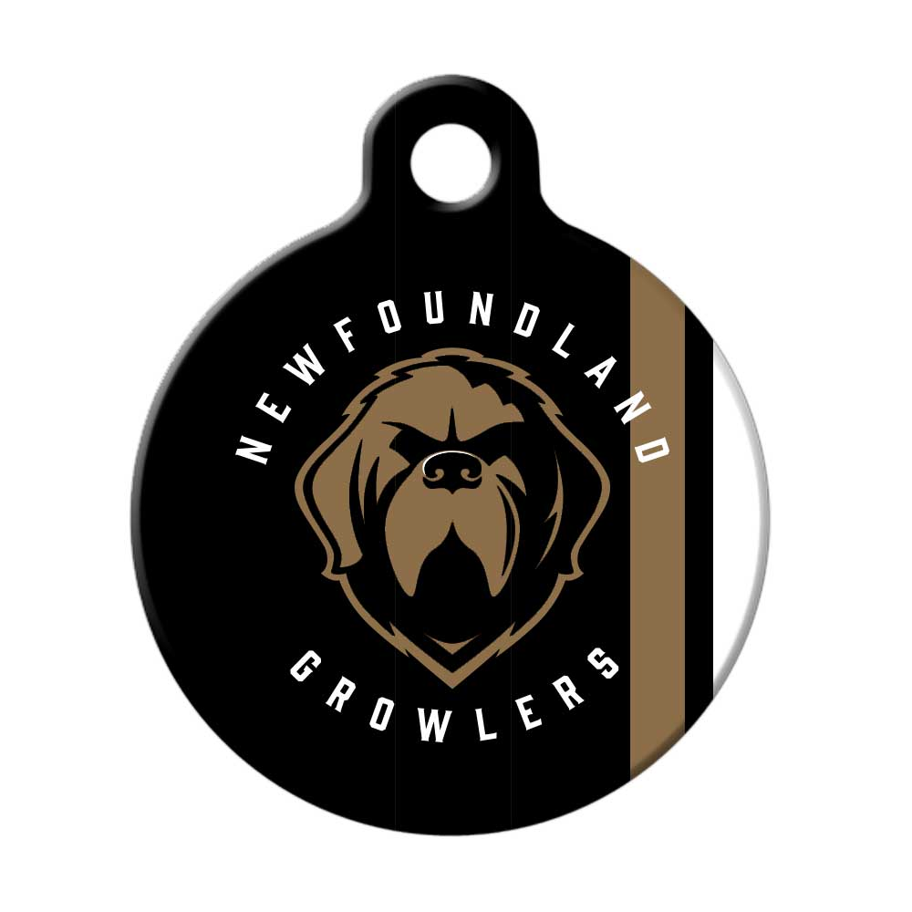 Growlers Dog Tag