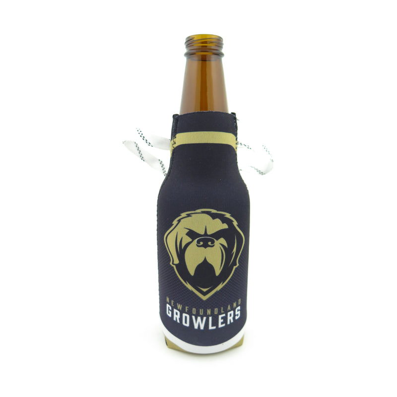 Neoprene Hockey Laces Bottle Cooler