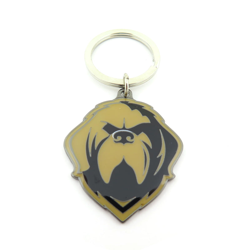 Growlers Logo Keychain