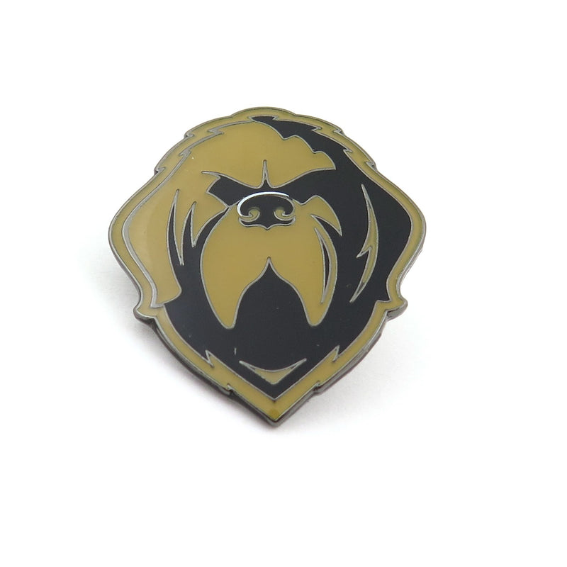 Growlers Logo Pin
