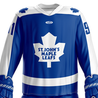 Adult Replica St. John's Maple Leafs Jersey