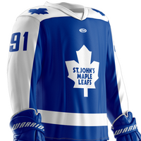 Youth Replica St. John's Maple Leafs Jersey