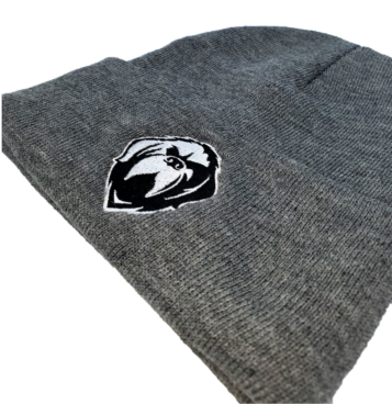Growlers Slate Grey Beanie