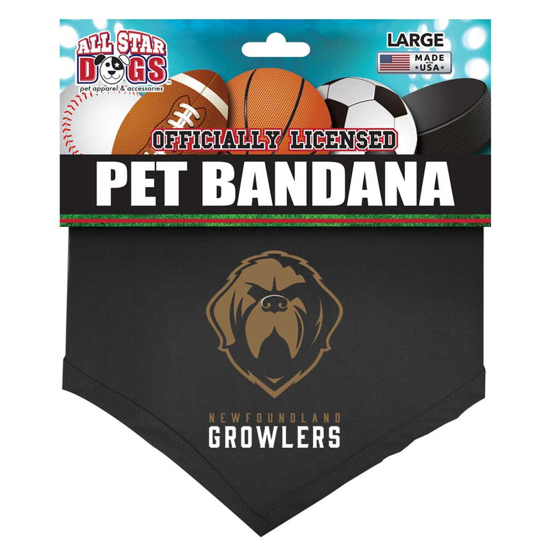 Growlers Dog Bandana