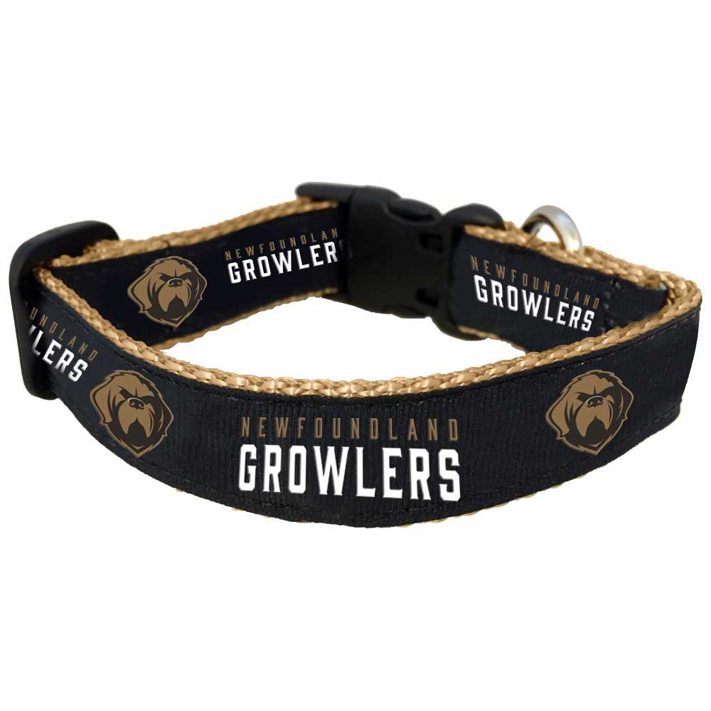 Growlers Dog Collar