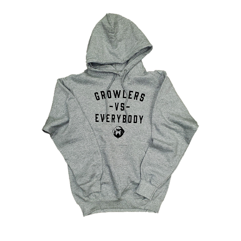 Growlers vs Everybody Hoodie
