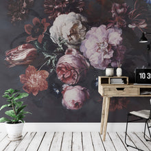 Load image into Gallery viewer, Dark Dutch Oil Paint Mural