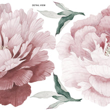 Load image into Gallery viewer, Peony Bloom Decal