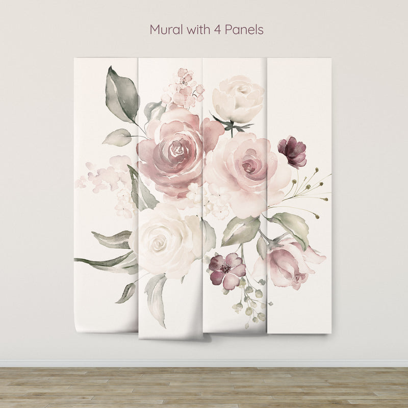 Muted Floral Bouquet