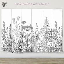 Load image into Gallery viewer, Nature's Garden Mural