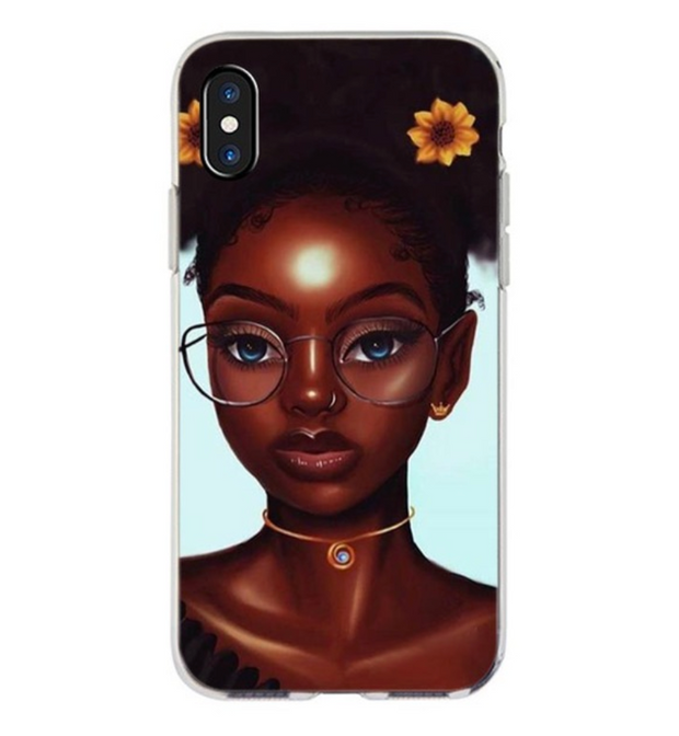 MELANIN SKIN IPHONE CASE