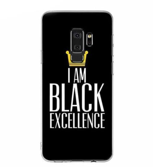 Black Excellence Samsung Case (Note And Galaxy)