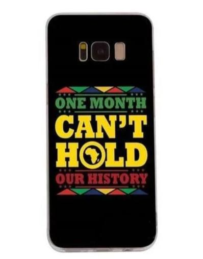 One Month Samsung Case (Note And Galaxy) For Galaxy J5 2016